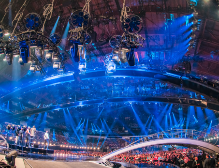 CyberMotion moves Europe's greatest event